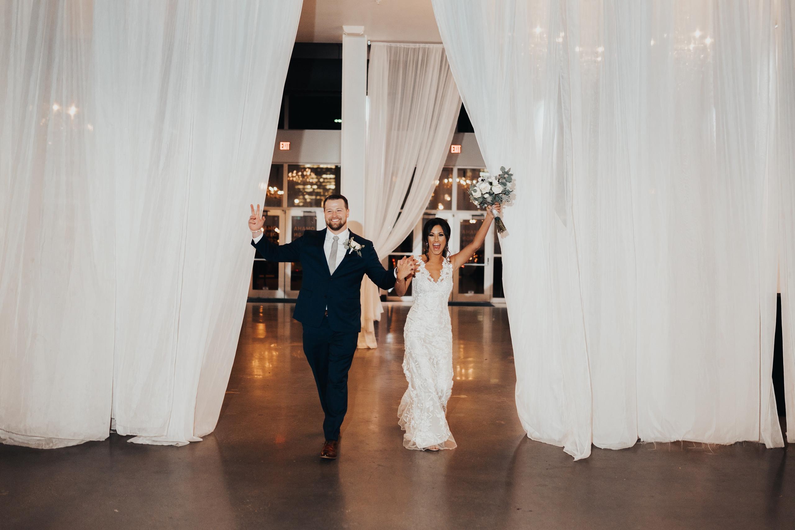 omaha wedding at omaha design center
