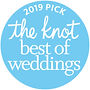 the knot best of weddings award omaha photograper