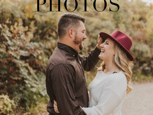 How To Take Authentic Engagement + Wedding Photos