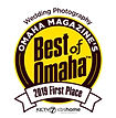 best of omaha award wedding photography