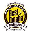 best of omaha award wedding photography