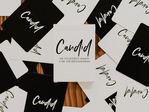 Candid: The Engagement Session Game   Better Than Prompt Cards!