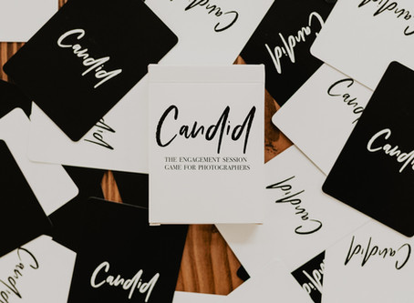 Candid: The Engagement Session Game | Better Than Prompt Cards!
