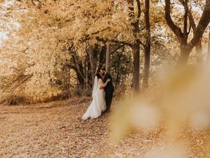 Bellevue Berry Farm Wedding In The Fall