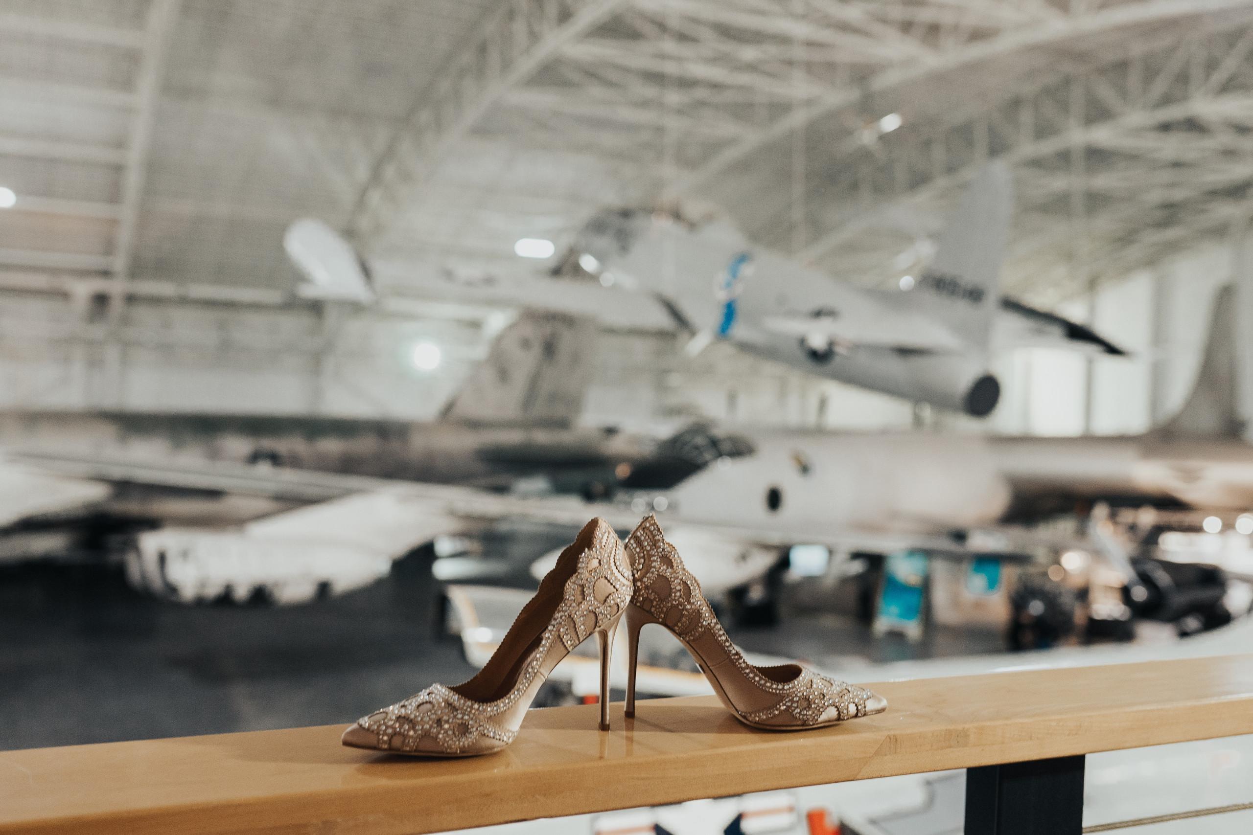 wedding at the sac museum