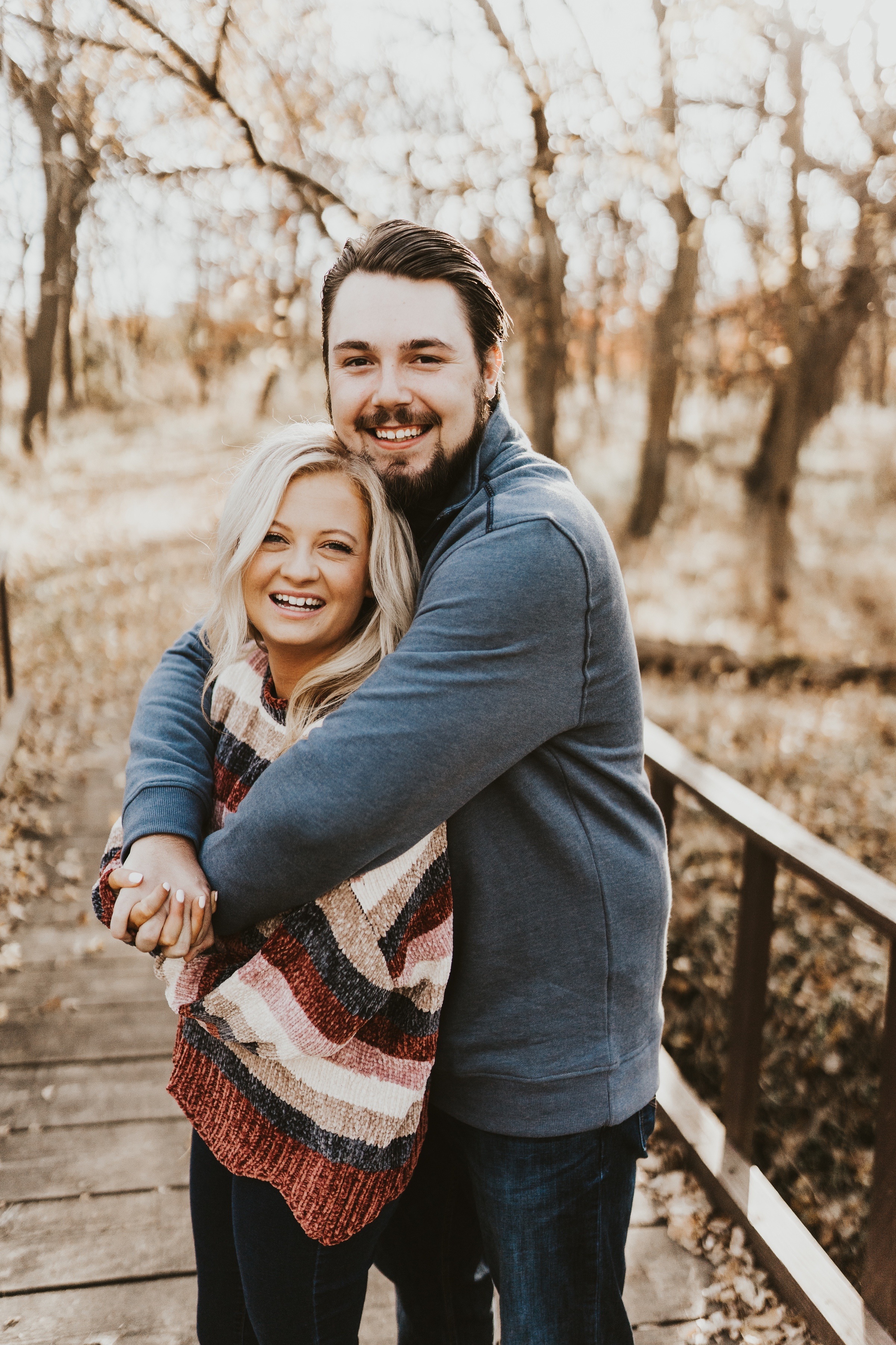 rustic omaha engagement session at chalco