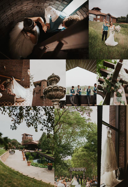 Best Wedding Venues in Omaha Castle Unicorn