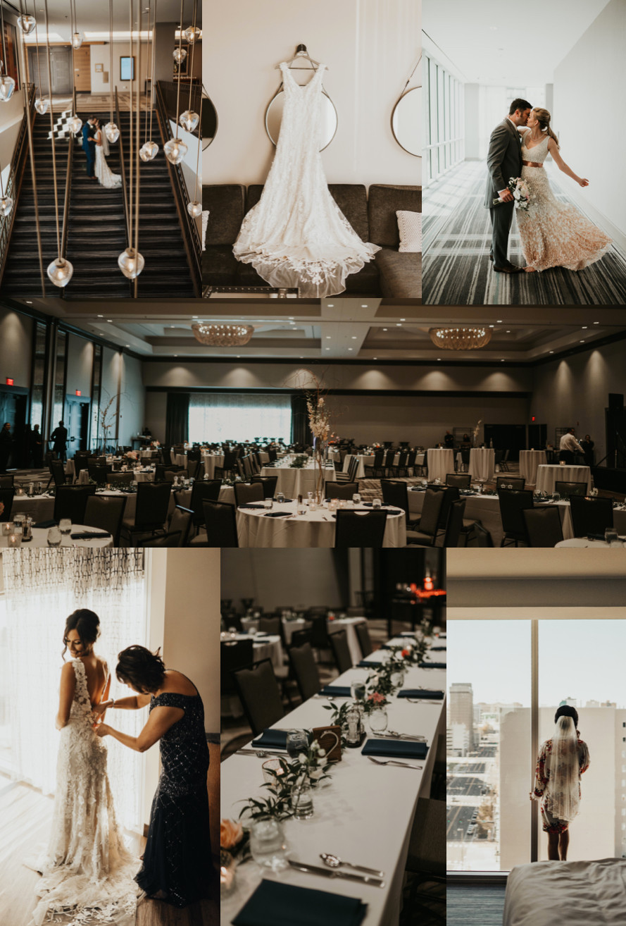 Omaha's Best Wedding Venues Omaha Marriott