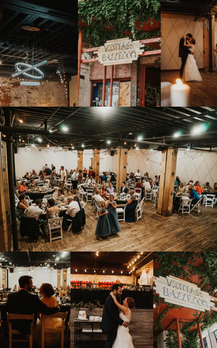 Best Wedding Venues in Omaha Vintage Ballroom