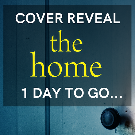 The Home Cover Reveal