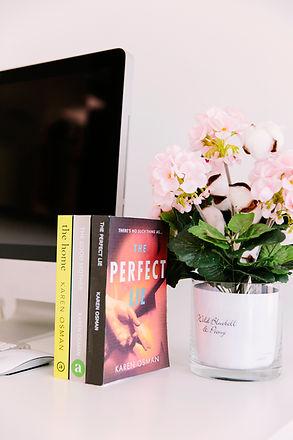 Karen Osmaan Books