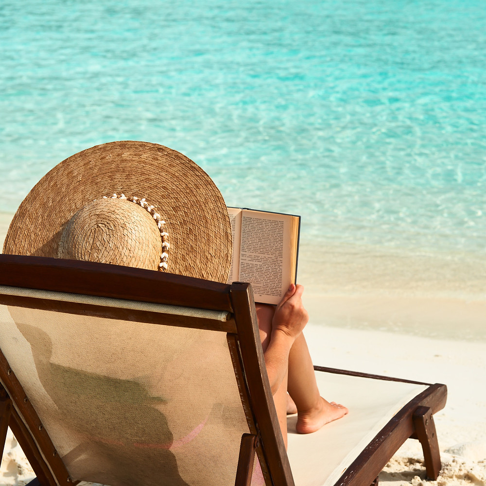5 Brilliant Books for the Long Weekend