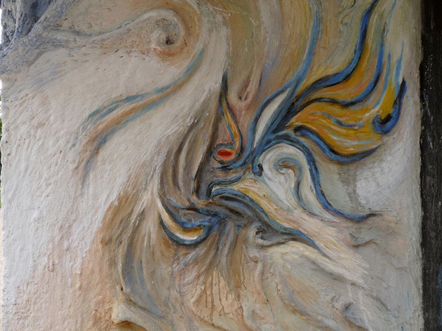 AlborRelieve detalle frescoRelieve by Mi