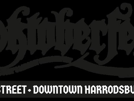 Oktoberfest- Harrodsburg, Kentucky