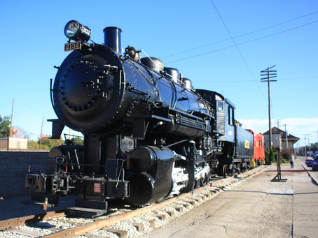 Steam Queen L&N 2132- Corbin, KY