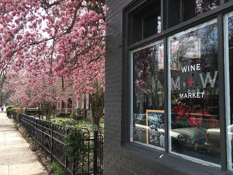 Wine + Market = Delicious!
