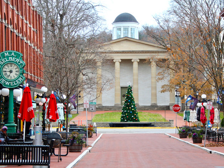 Visit Frankfort for the Holidays