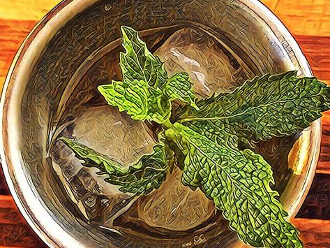 Seasonal Bourbon Cocktails
