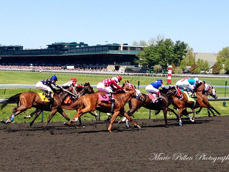 Keeneland, a Day at the Track- Lexington, KY