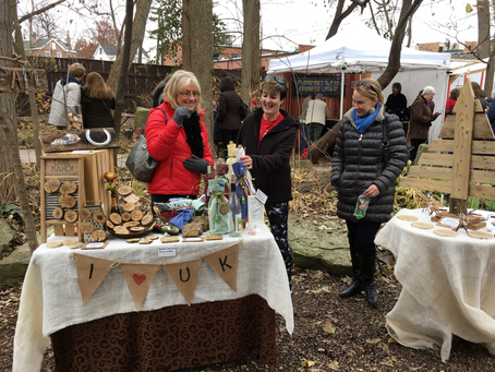 Michler's Christmas Market & More Local Shopping!
