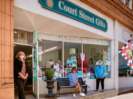 Court Street Gifts- Exceptional Shopping