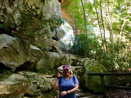 Kentucky Culinary Trail- Natural Bridge