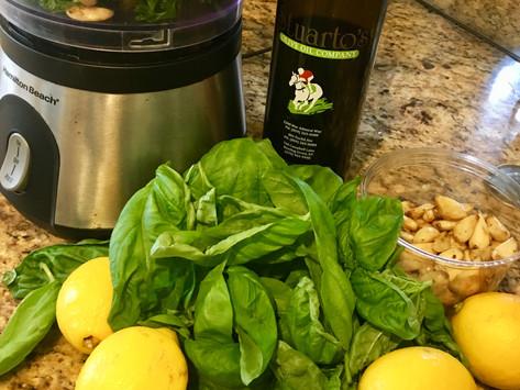 Vibrant Pesto Recipe