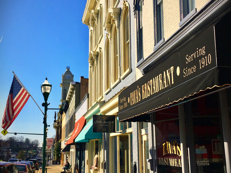 Love Your Downtown- Georgetown, KY