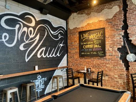 The Vault: New Hard Cider- Harrodsburg, KY