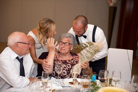 fotografia de boda momentos emocionantes
