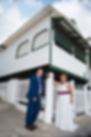 fotografia de post boda en la playa Garr