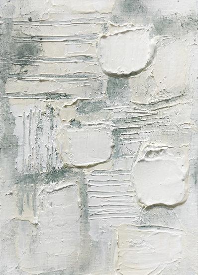 Mini Abstract - White IV