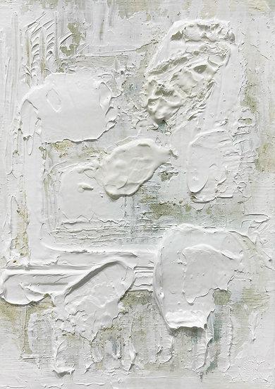 Mini Abstract - White III