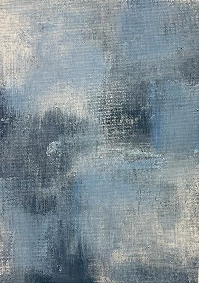 Mini Abstract - BlueV