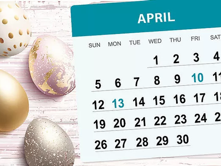Easter 2020 holiday , the headaches of leave and payroll!