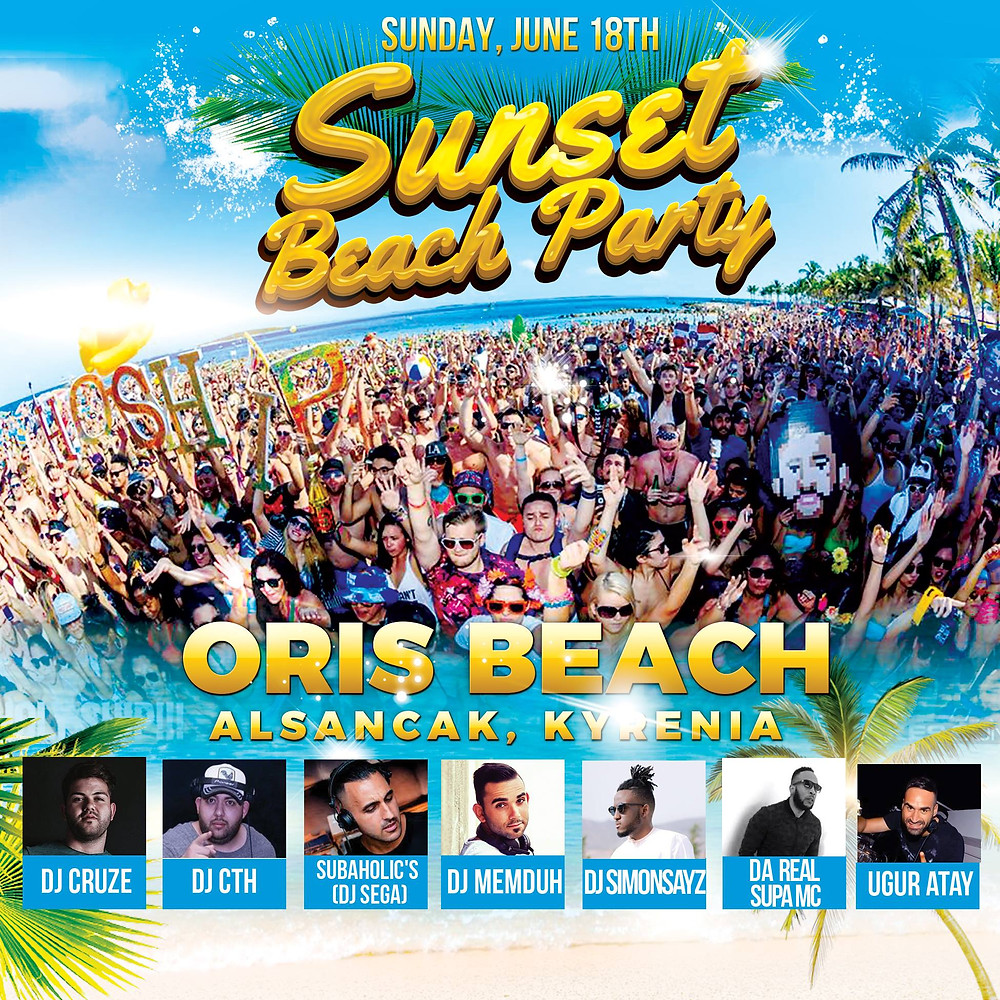 18th of June @Oris Beach