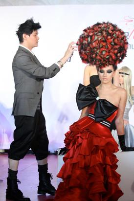 Singapore Hair Lah! 2010 - Vinn Wong x Action Hair Salon