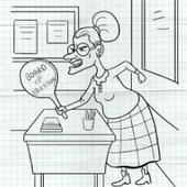 Mrs. Pooper Scooper