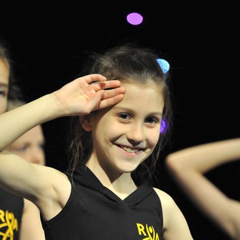 Junior Commercial Dance