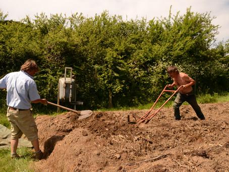 Prendre la clé des champs, à la ferme Kerdurand