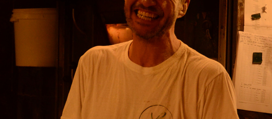 Laurent L'Hénaff, un painssionné qui ne fait pas les choses à moitié
