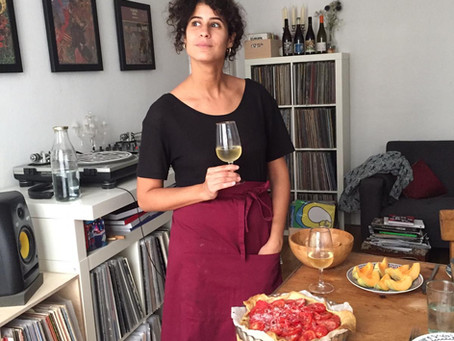 Portrait confiné : Farah Keram, de l'art du slow living