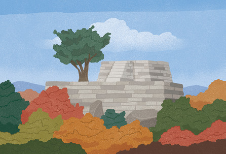 잠시섬 프로젝트⑤ 가을의 마니산