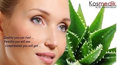 Kosmedik Skin Care Products