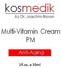 Multi-Vitamin Cream PM