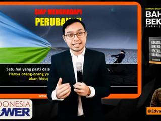 Motivator Muda Indonesia Edvan M Kautsar Seminar Online