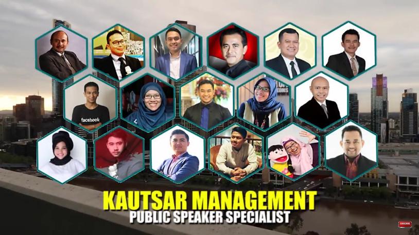 Kautsar Management Speaker.png