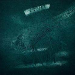 Radierung zu Rilkes Nachtgedichten