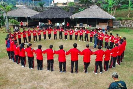 Outbond | Indonesia | Motivator Indonesia
