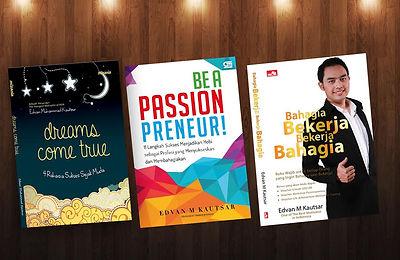 Buku Motivasi Terbaik Edvan M Kautsar